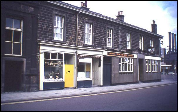 Effingham Arms in 1965