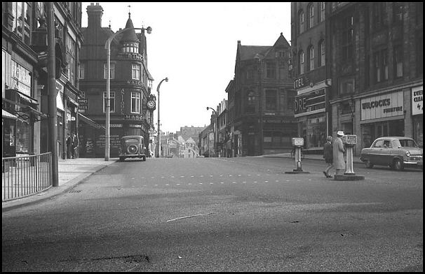 High Street in 1960
