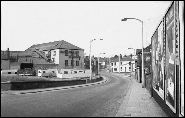 College Road in 1962
