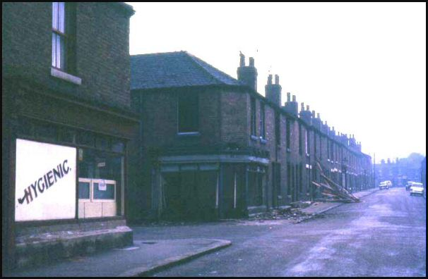 Kenneth Street in 1965