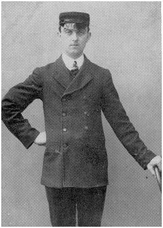 Mr Crapper in 1916. Photo: Sharon Booth