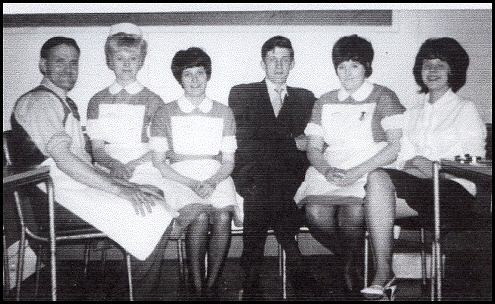 Students in training of 1965